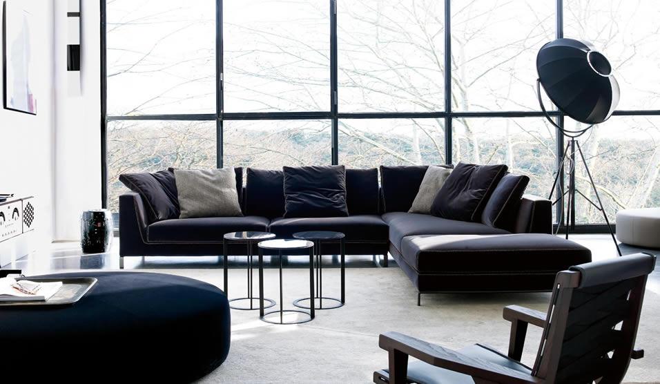 keith de la plain uk sole agent for b b italia furniture. Black Bedroom Furniture Sets. Home Design Ideas